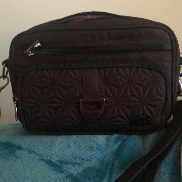 d50e06f208 lug Handbags - NEW LUG BRAND QUILTED CAROUSEL BLACK